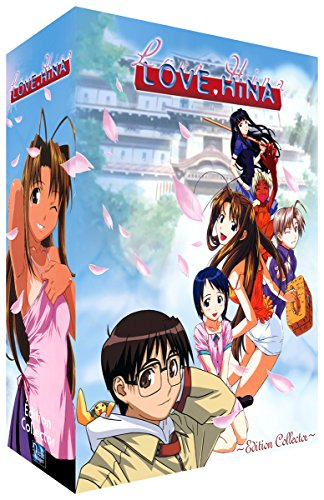 Love Hina - Intégrale - Edition Collector (8 DVD + Livret)