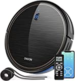 Robot Vacuum, ONSON 2000Pa WiFi Robotic Vacuum Cleaner with Alexa, Self-Charging Vacuum