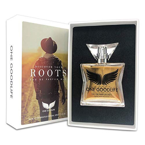 ONE GOODLIFE, Discover Your Roots, Eau de Parfum Men, 1er Pack (1 x 50ml)