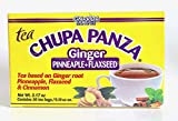 Tea CHUPA Panza, Tea Based ONGINGER Root, PINNEAPPLE, Flaxseed & Cinnamon (30 Tea Bags/0.10 oz Each)