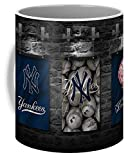 Lplpol New York Yankees Tazza da tè 311,8 ml