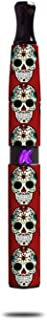 MightySkins Skin Compatible with Kandypens Vape Pen - Sugar Skull | Fits All of These Kandypens Models - Gravity, Draco, Elite, Ice Cream Man, Galaxy, Donuts