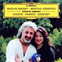 Live in Japan by MISCHA / ARGERICH,MARTHA MAISKY (2001-10-09)