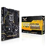 ASUS TUF Z370 Pro Gaming LGA1151 DDR4 HDMI DVI M.2 Z370 ATX...