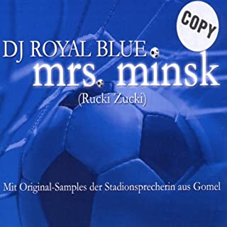 Mrs. Minsk