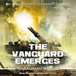 The Vanguard Emerges cover art