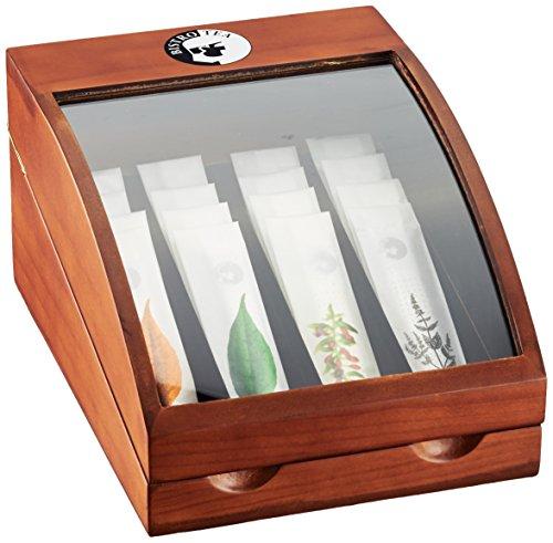 Teebox mit 16 od 64 modernen tpods