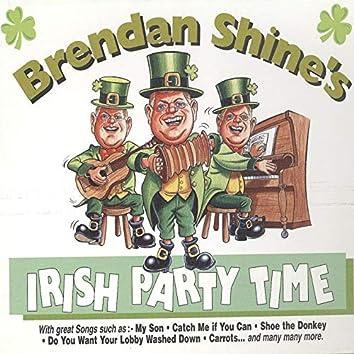 Irish Party Time