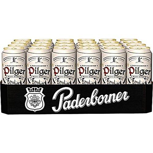 Paderborner Pilger Landbier, 24er Pack, (24 x 500 ml)