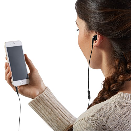 AmazonBasics 5-Way Multi Headphone Splitter, Purple