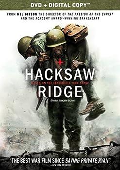DVD Hacksaw Ridge [DVD + Digital HD] Book