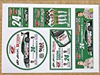 近藤真彦監督 大型コンドーレーシングステッカー 12年日産 GT-R コレクション