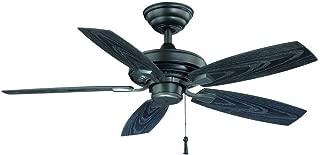 Hampton Bay YG187-NI 233 967 Indoor/Outdoor Natural Iron Ceiling Fan