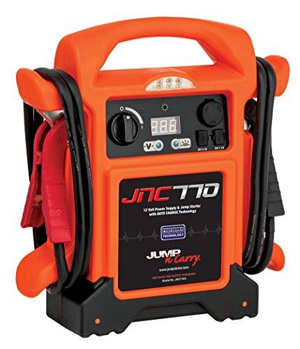 Discover Bargain Clore Automotive Jump-N-Carry JNC770O 1700 Peak Amp Premium 12 Volt Jump Starter - ...