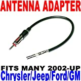 40-CR10 Fits Chrysler/Jeep/Fits Ford/GM Antenna Adapter CR-6 CR6