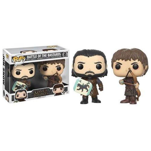 "Funko 12378 ""Game of Thrones- Ramsay Bolton und Jon Snow""-Figur"