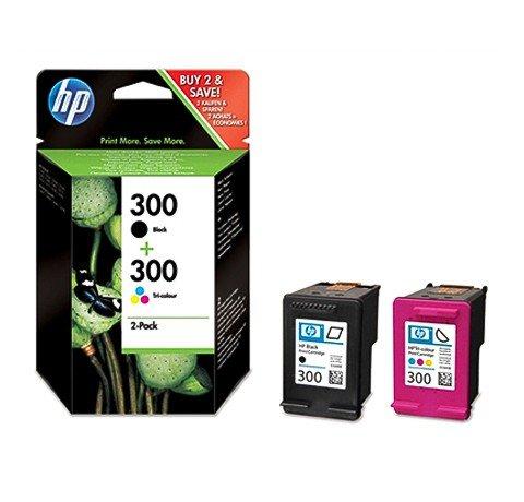 Multipack di cartucce per HP Deskjet D 2660(2cartucce, nero + colore) D2660