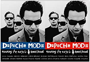 Depeche Mode Aimant Sounds Of The Universe Nouveau Officiel 76Mm X 76Mm