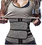 FMBM Double Belt Waist Trainer for Women Corset Shaper Sport Girdle Trimmer Belt Belly Band Cincher Weight Loss Shapewear
