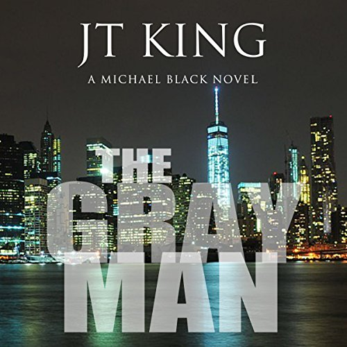 The Gray Man: A Michael Black Novel audiobook cover art