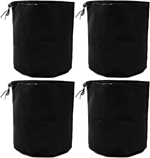 Odashen 4Pcs Lawn Mower Trimmer Engine Dustproof Waterproof Cover Bags Accessories for Stihl Echo Weed Eater Edger Pole (B...