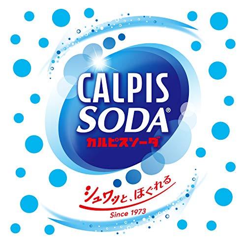 カルピスカルピスソーダ500ml×24本