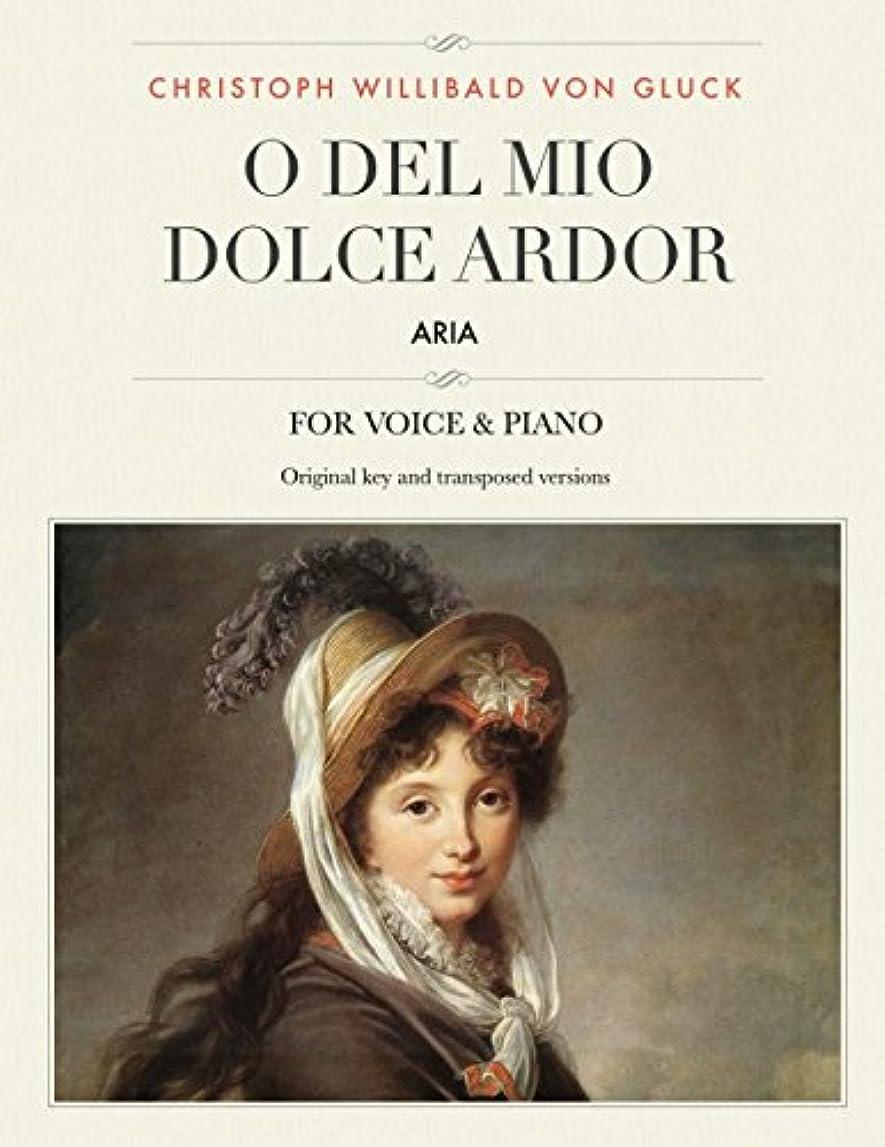 トマトズボンラウズO del mio dolce ardor: Aria, For Medium, High and Low Voices (The Singer's Resource)