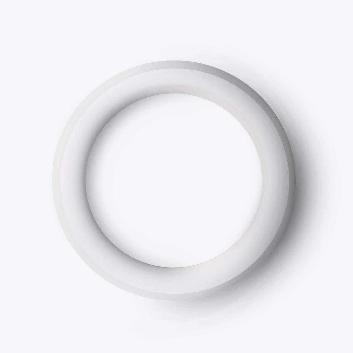 CAPO12 - Anillo reductor N°006 compatible con la SilverCrest Lidl: Amazon.es: Hogar