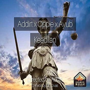 Keadilan (feat. Oppie & Ayub)