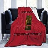 Shichangwei Manta para sofá o silla, mantel Shinedown Atención