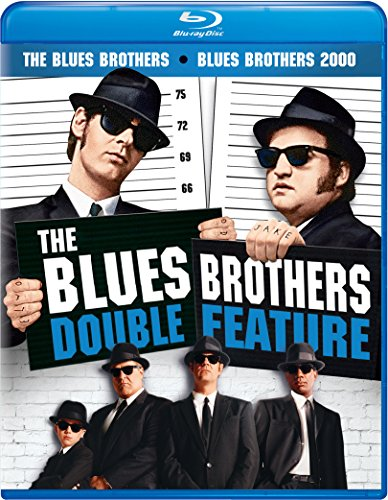 Blues Brothers Double Feature (2 Blu-Ray) [Edizione: Stati Uniti] [Italia] [Blu-ray]