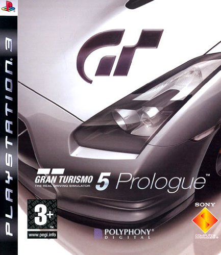 PS3 - Gran Turismo 5 Prologue - [PAL ITA - MULTILANGUAGE]