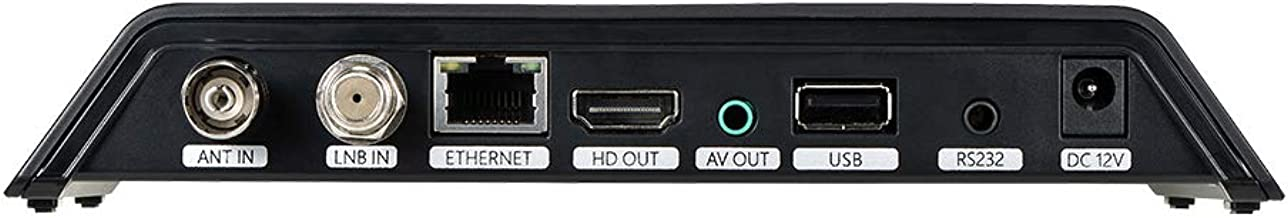 V8 Pro 2 Receptor DVB-S2 DVB-C DVB-T2 Built-in WiFi H.265 Support IPTV PowerVu DRE &Biss key Satellite TV Receiver