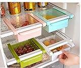 Snner Ritirare Frigorifero Conservazione Storage Box Cucina Classificazione Storage Box Rack Multifunzione Frigo Gadget
