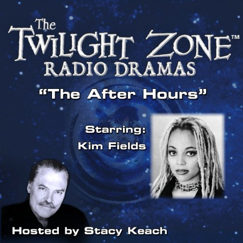 The After Hours audiobook cover art