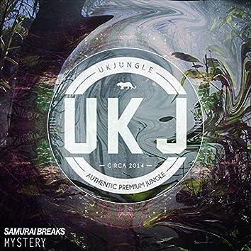 UK Jungle Records Presents: Samurai Breaks - Mystery