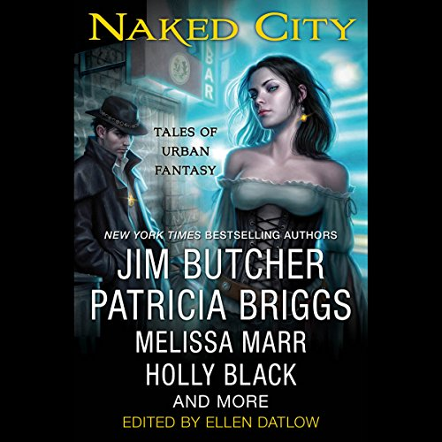 Naked City audiobook cover art