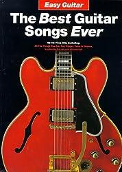 The Best Guitar Songs Ever. Partitions pour Tablature Guitare(Symboles d\'Accords)