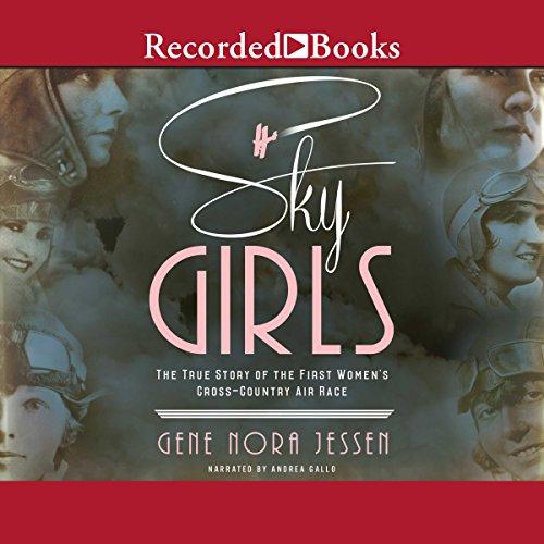 Sky Girls Titelbild