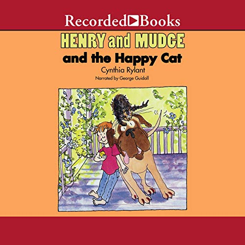 Couverture de Henry and Mudge and the Happy Cat
