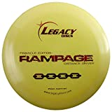 Legacy Discs Pinnacle Edition Rampage Distance Driver Golf Disc [Colors May Vary] - 171-175g