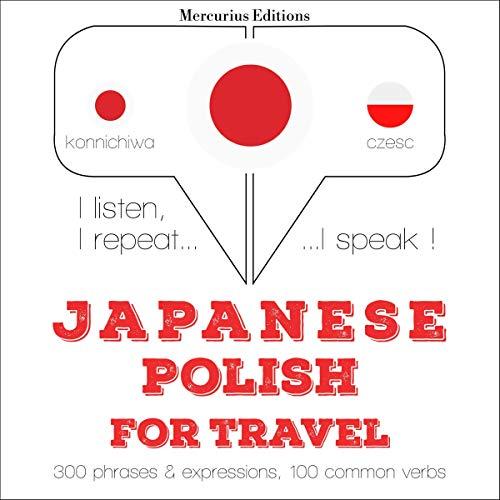 Japanese - Polish. For travel cover art