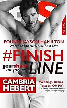 #FinishLine - Book #5 of the GearShark