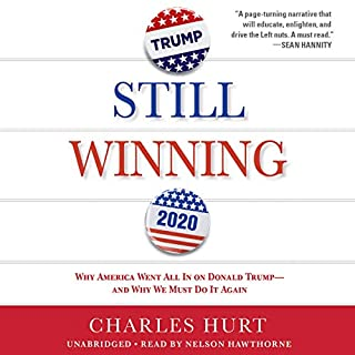 Still Winning audiobook cover art