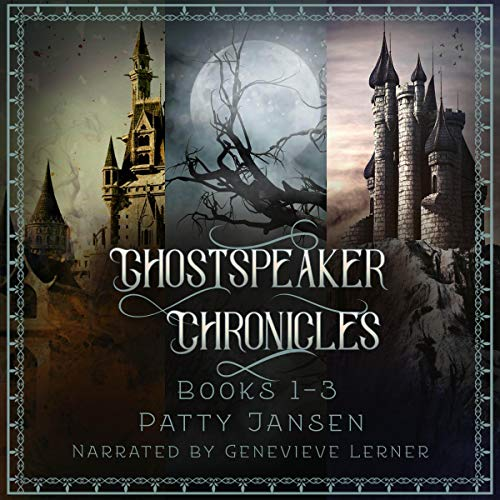 Ghostspeaker Chronicles Books 1-3 cover art