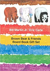 Brown Bear & Friends Board Book Gift Set