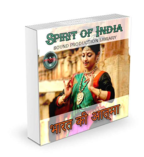 India. Spirit of India - Huge Perfect Multi-Layer Waves/Kontakt Samples/loops studio Library