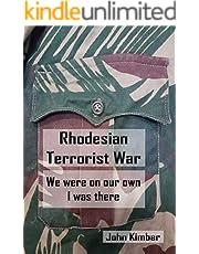 Rhodesian Terrorist War