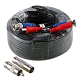 Special Design 30M/100 Feet BNC Video Power Cable...