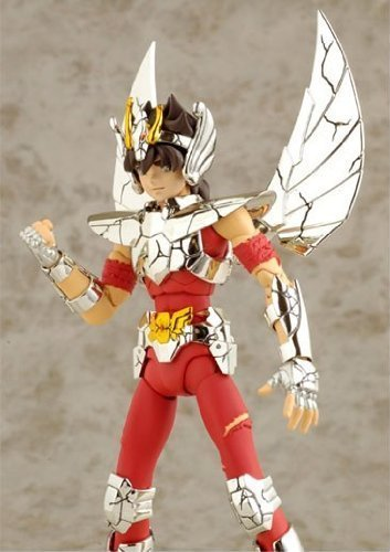Bandaï - Saint Seiya Myth Cloth - Chevalier De Bronze Seiya Version Damaged